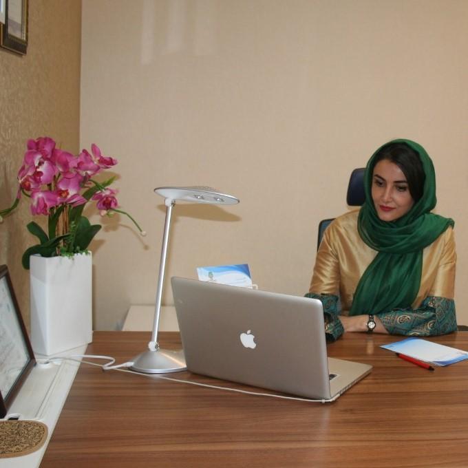 دکتر مریم عابدنظری - متخصص مغز و اعصاب
