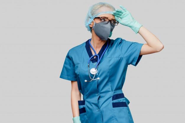 سردرد ناشی از ماسک
