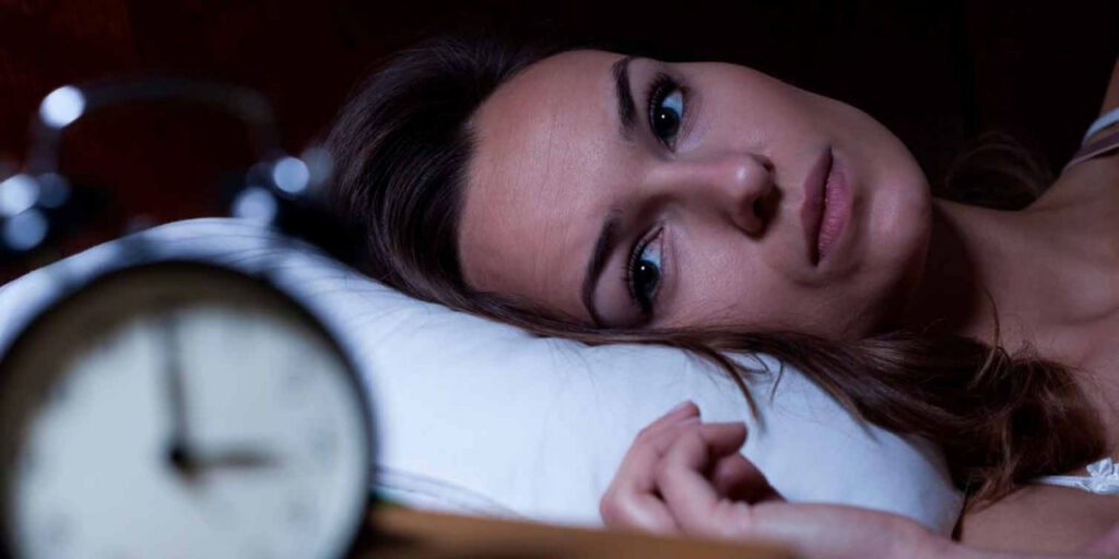 بیخوابی گذرا
